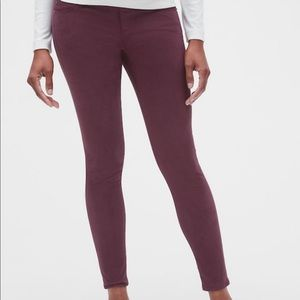 Gap - maternity full panel skinny jeans